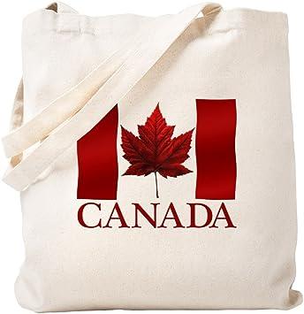 CafePress Canada Flag  Canvas Tote Bag