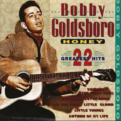 Honey: 22 Greatest Hits by Goldsboro, Bobby