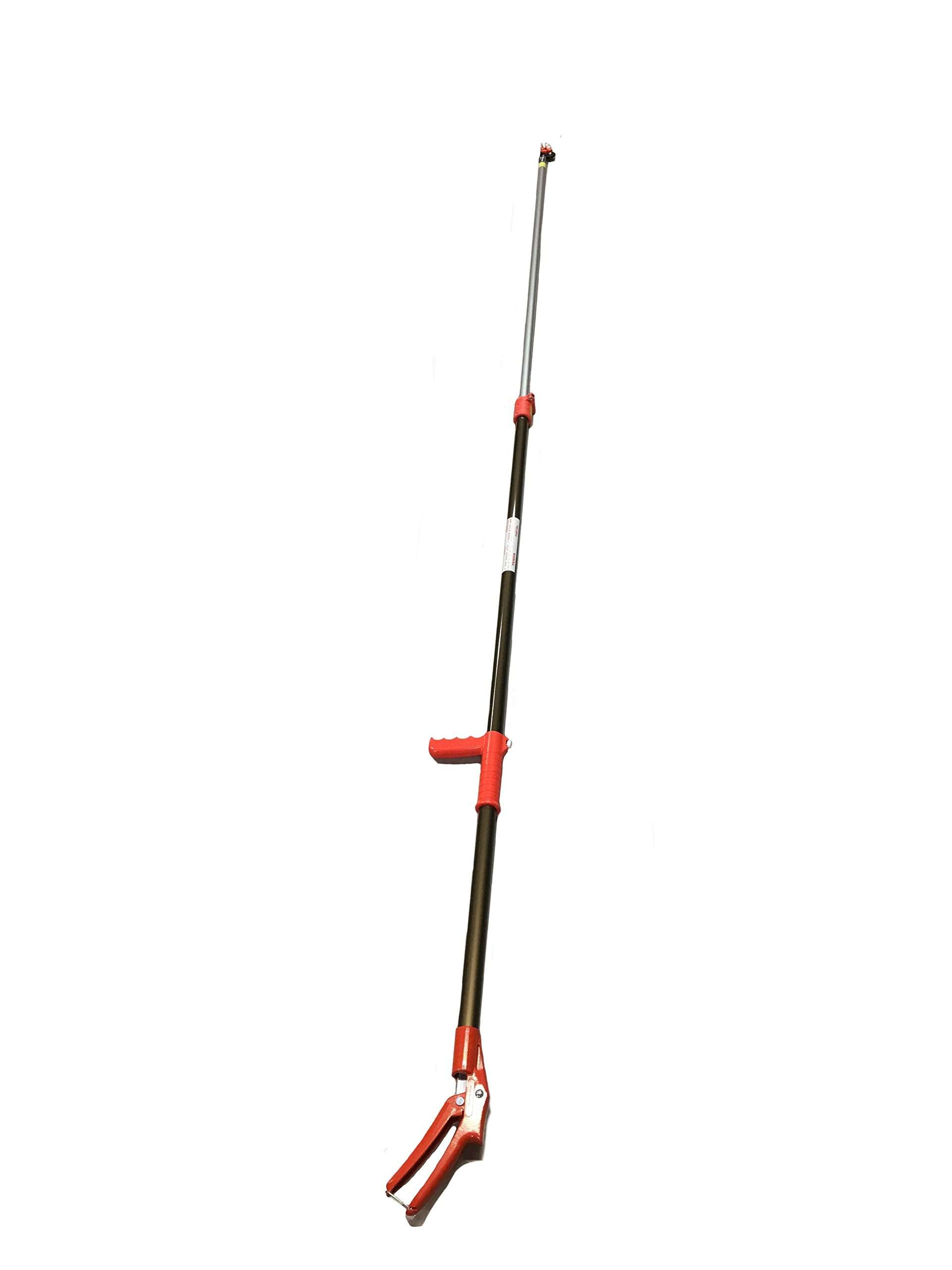 Nobi Telescopic Long Reach Pruner With Pruning Saw Ext 50'' to 79'' Made In Japan by Single Cylinder Repair