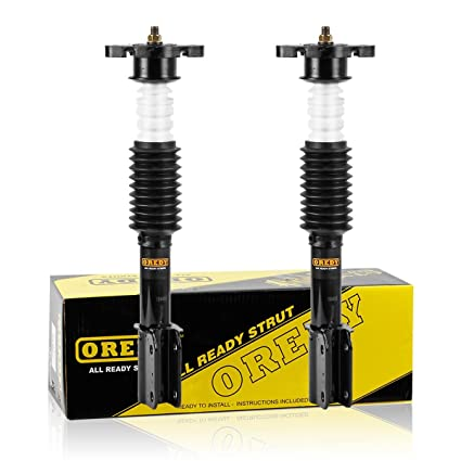 amazon com oredy rear left right complete quick struts shock rh amazon com