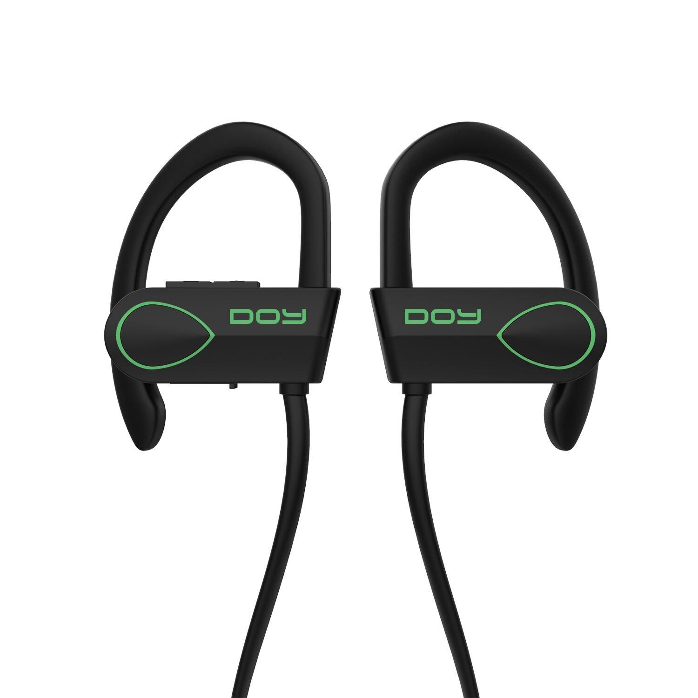 Auriculares Bluetooth, IAVCC Auriculares Deportivos Inalámbricos a ...