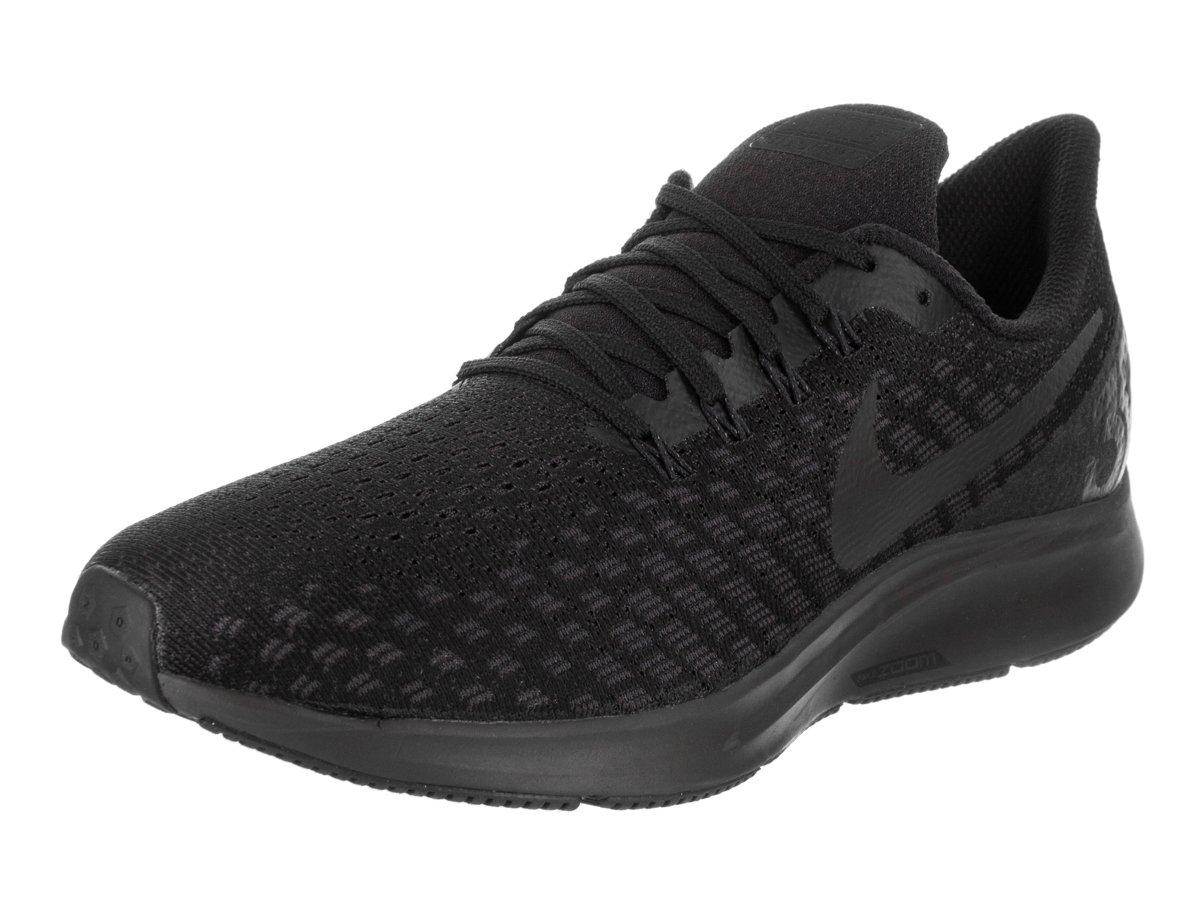 NIKE Men's Air Zoom Pegasus 35 Running Shoe B075ZYQYHH 9.5 M US Black/Oil Grey White
