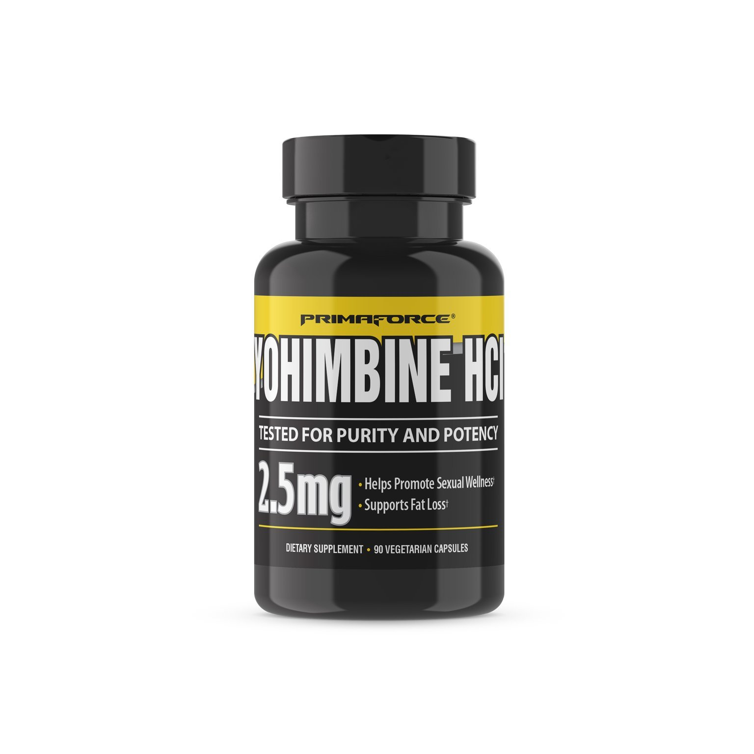 PrimaForce Yohimbine Supplement, 3 Count by PrimaFroce