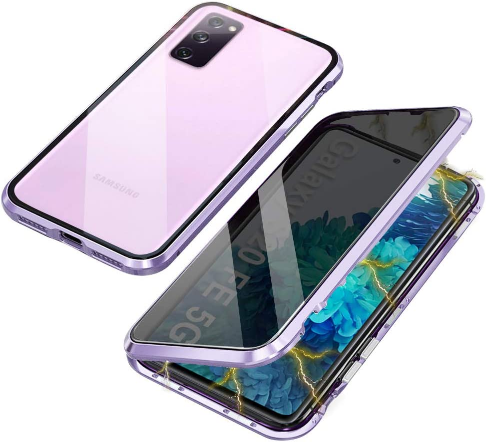 Hapticover Anti Peepping Hülle Für Samsung Galaxy S20 Elektronik