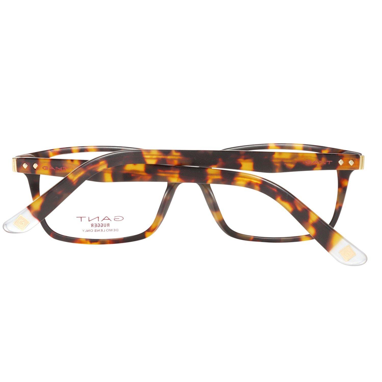 Braun 52 GANT Herren Brille GRA105 53L95 Brillengestelle
