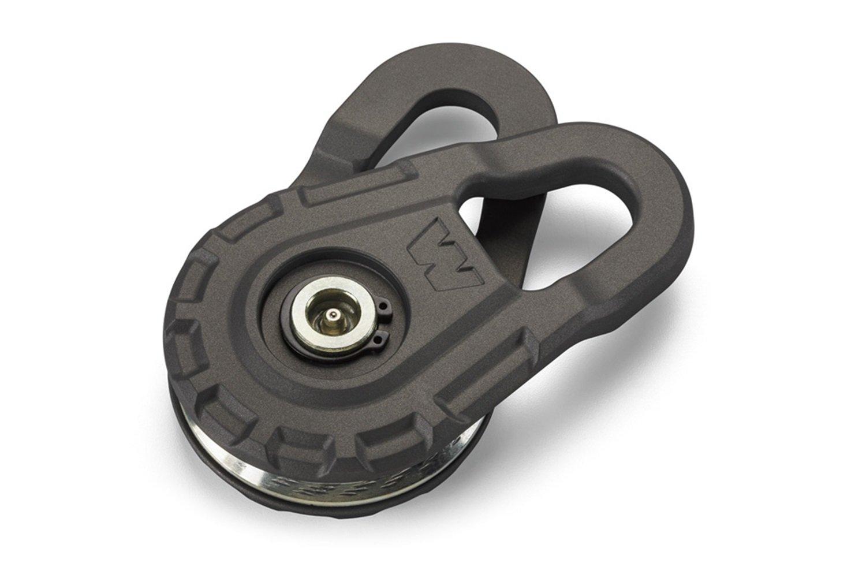 WARN 92188 Premium Snatch Block-24 000-Pound Load Capacity
