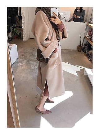 TJOIREJ Abrigos De Mujer Abrigos Largos De Mujer Abrigos Largos De Invierno Abrigos Largos Abrigo Largo, Negro, XS: Amazon.es: Deportes y aire libre