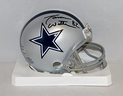 new product e210a 6af56 Amazon.com: Jason Witten Autographed Black Dallas Cowboys ...