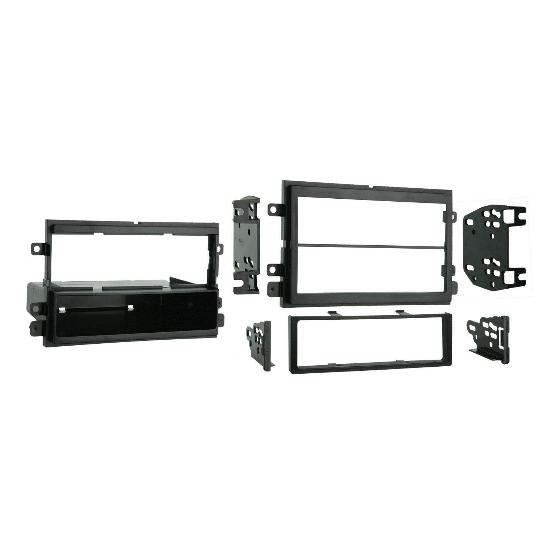 Metra 99-5807 Single//Double DIN Installation Kit METRA Ltd