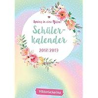 Schülerkalender 2018/2019: von Viktoria Sarina