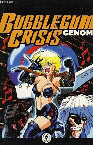Amazon.com: BUBBLEGUM CRISIS # 2 of 4: Grand Mal: Adam ...