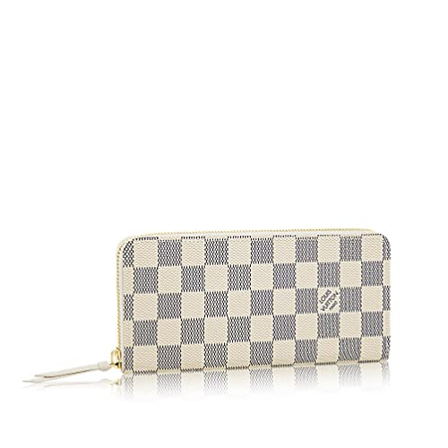 Damero Azur Lienzo Louis VUITTON Clemence Cartera n61210: Amazon.es: Zapatos y complementos