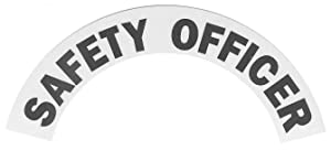 Firefly Signs Safety Officer Helmet Crescent