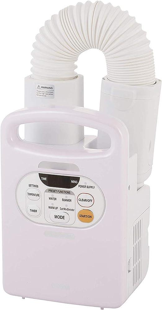 Iris 530382 Secador de pelo compacto y ligero Rosa: Amazon.es: Hogar