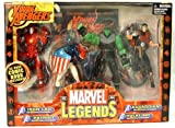 Marvel Legends: Young Avengers Action-Figure Gift Pack