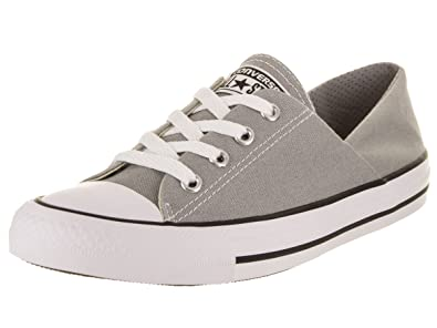 Converse Chuck Taylor All Star Coral Ox Womens Shoes Dolphin/White/Black  555904f (