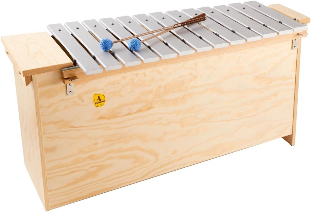 Studio 49 Series 2000 Orff Metallophones BM2000 Diatonic Bass