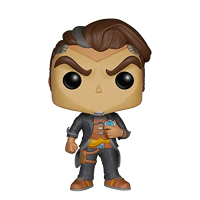 Funko POP Games: Borderlands Handsome Jack Action Figure: Funko Pop! Games:: Toys & Games
