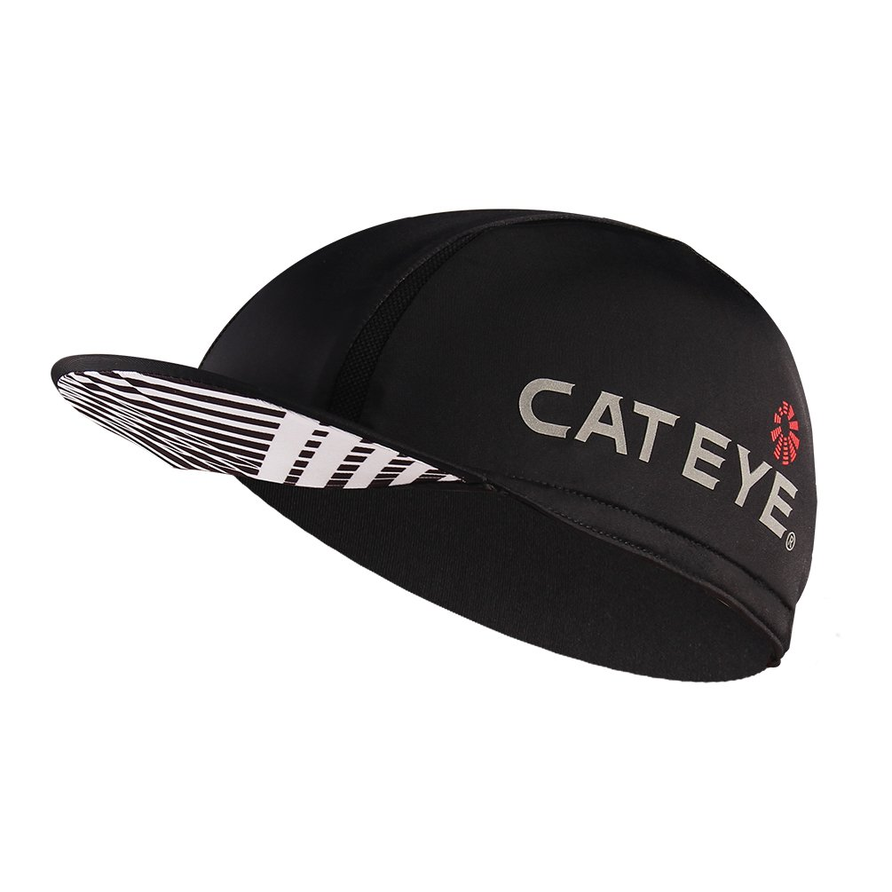 CATEYE Cycling Cap Black for Men Helmet Liner Hat for Cycling product image