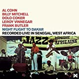 Night Flight to Dakar + Xanadu in Africa (2CD) by Al Cohn / Billy Mitchell