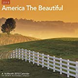 2018 America the Beautiful Wall Calendar (Mead)
