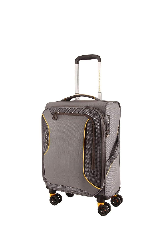 [アメリカンツーリスター] スーツケース アップライト3.0S スピナー55 機内持ち込み可 保証付 38L 55 cm 2kg B077D9X2RC ライトニンググレー