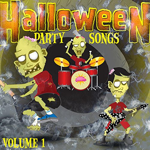 Halloween Party Songs, Vol. 1 -