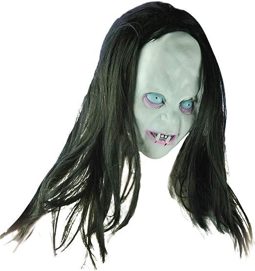 Máscara de Diablo de Terror de Halloween Zombi Cara Malvada de ...