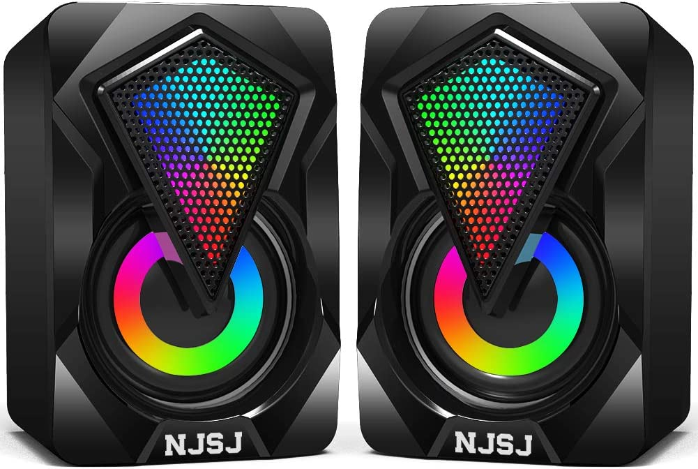 Computer Speakers, Wired PC Speaker