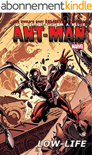 Irredeemable Ant Man Vol. 1: Low Life (English Edition)