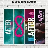 Kit de Marcadores de página - After (4 unidades)