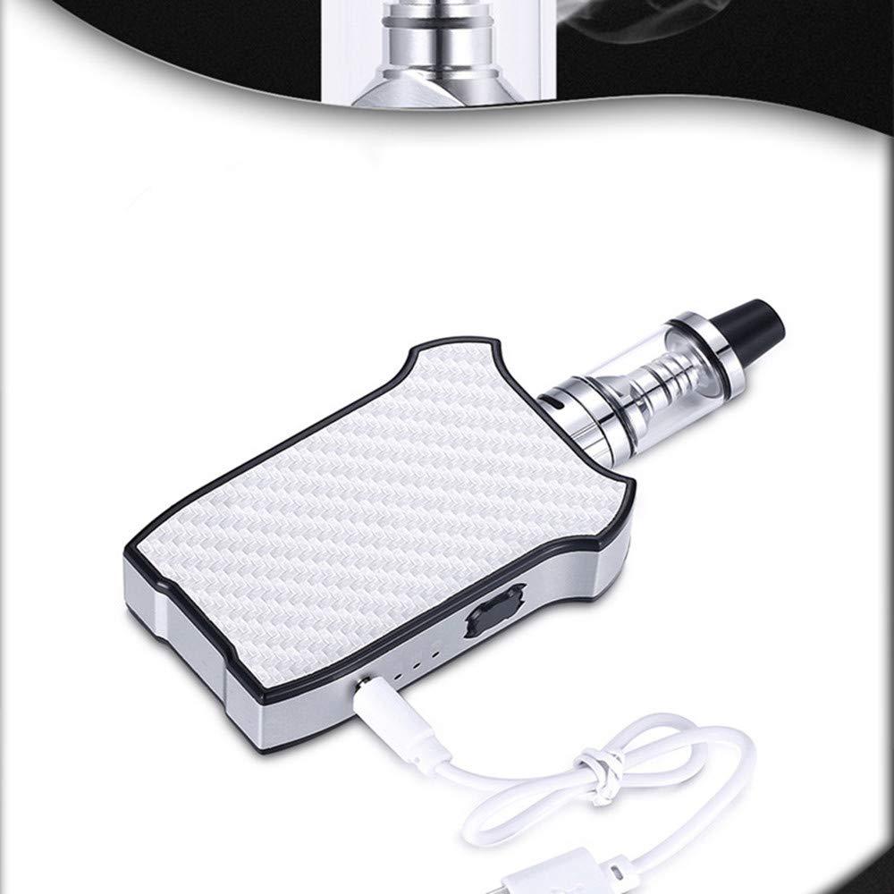 Xiangju Vape Leisure atomizing Toy Atomizer, Smoking Cessation Toys with Optional Adjustment of atomizing Power (White) by Xiangju Vape (Image #2)