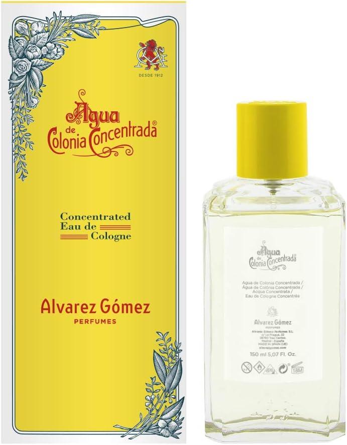 Álvarez Gómez - Agua de Colonia en Spray - 150 ml: Amazon.es
