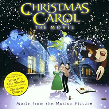 A Christmas Carol Soundtrack.Christmas Carol The Movie Amazon Co Uk Music
