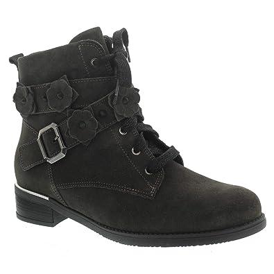 ganz nett verrückter Preis schöne Schuhe Waldläufer Velour Stiefel 903809130/014: Amazon.de: Schuhe ...