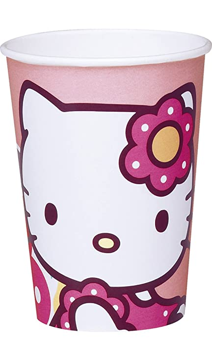 Hello Kitty B.B.S. S.R.L., 10 BAMBÚ COPA 20 CL.