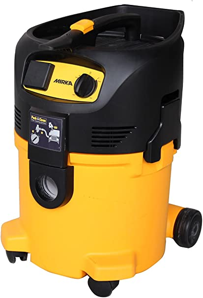 Aspirador Industrial Mirka Dust Extractor 915 230V: Amazon.es: Coche y moto