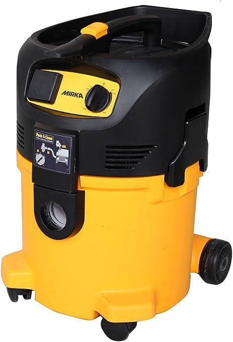 Aspirador Industrial Mirka Dust Extractor 915 230V: Amazon.es: Coche y moto