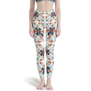 Dogedou - Pantalones de Yoga para niña, diseño étnico ...