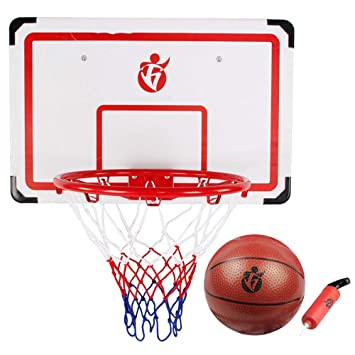 ZAIHW Aro de Baloncesto Tablero de Baloncesto sobre la ...