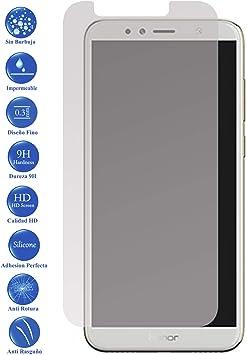 Todotumovil Protector de Pantalla Huawei Honor 7A de Cristal ...