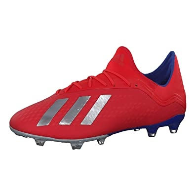 adidas Herren X 18.2 Fg Fußballschuhe Mehrfarbig (Rojact