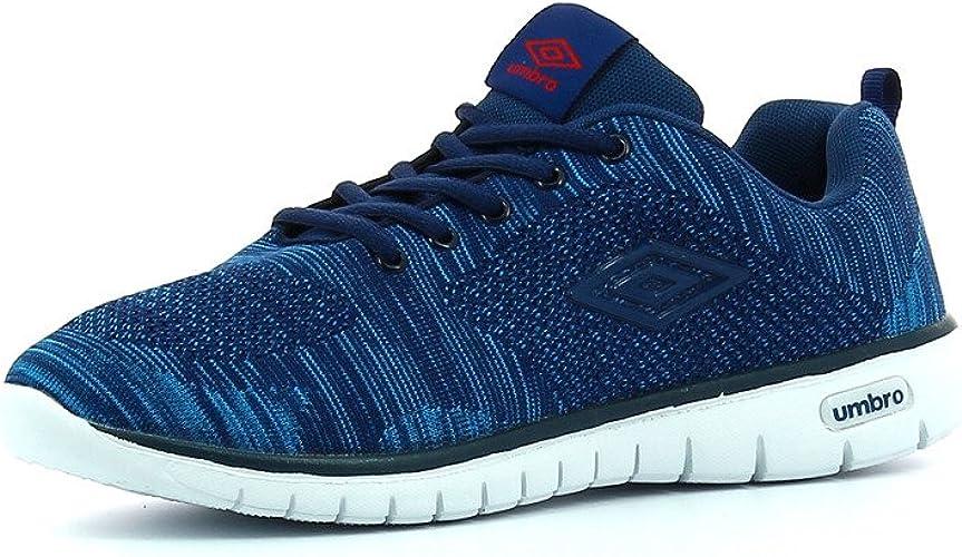 Umbro UM ALFONCE, zapatillas bajas hombre, azul marino, 39: Amazon.es: Deportes y aire libre