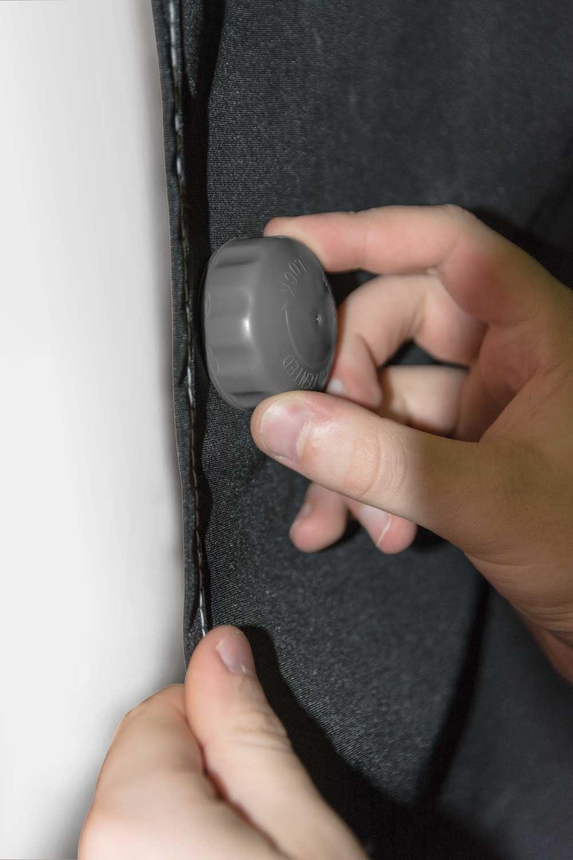 Kampa kit Limpet con sistema di fissaggio