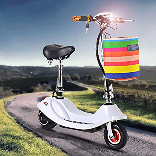 XPZ00 Scooter Plegable eléctrico Kids Elements con LED Light ...