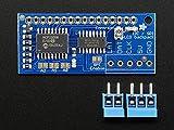 Adafruit i2c / SPI character LCD backpack
