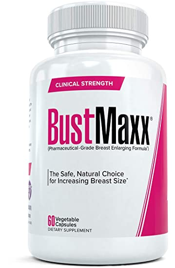 5be80ac41 Bustmaxx: Most Trusted Breast Enhancement Pills, 60 Caps