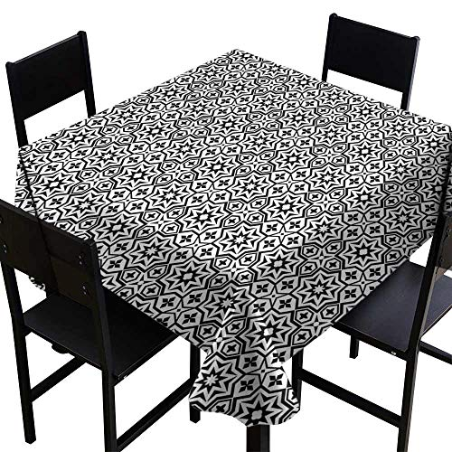 YSING Square Tablecloth,36