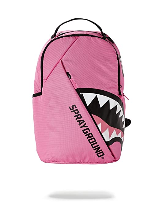 SPRAYGROUND BACKPACK ANGLED SHARK (PINK)