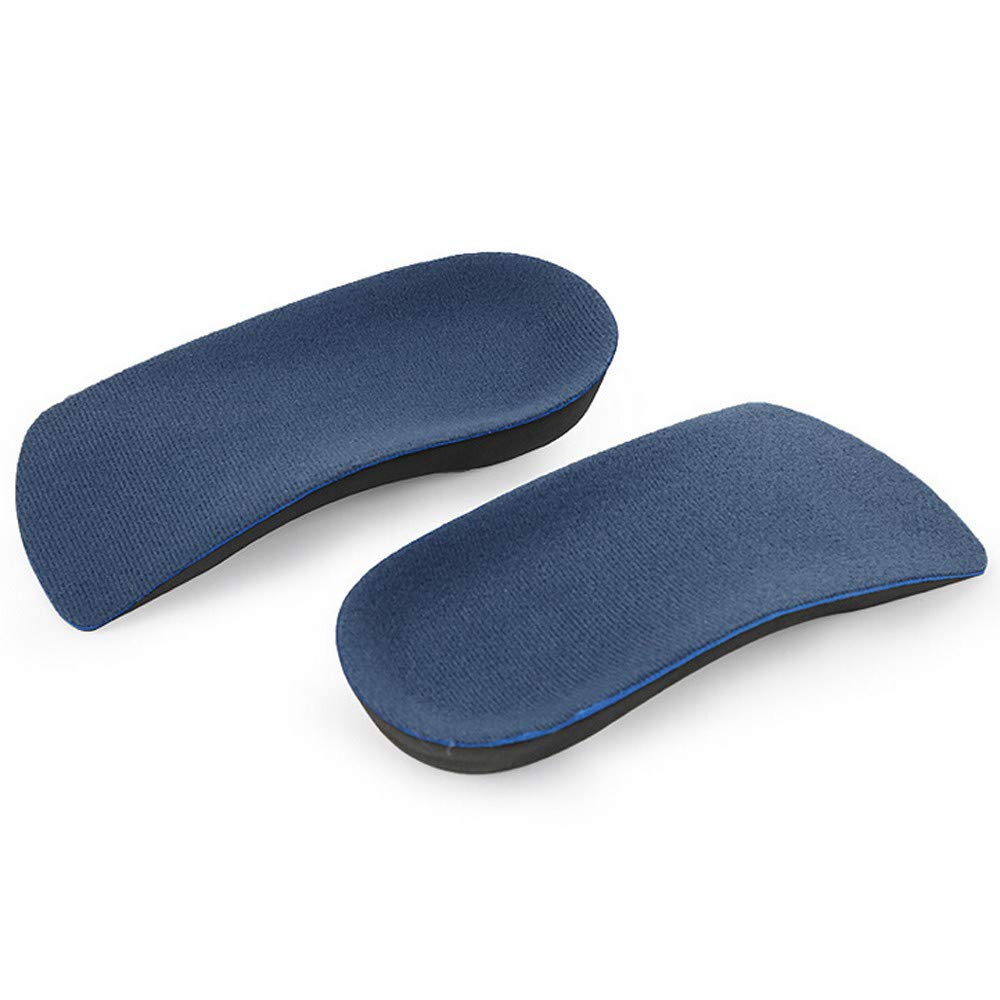 Pstars Pain Relief Support Shoes Insoles Insert Pads Cushion Relieve Flat Feet, High Arch, Foot Pain